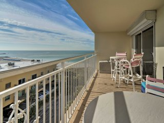 NEW! 2BR Waterfront Condo -Steps to Madeira Beach!
