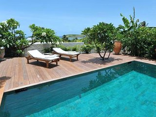 Villa La Belle Epoque - Ocean View * Located in  Magnificent Marigot with Privat