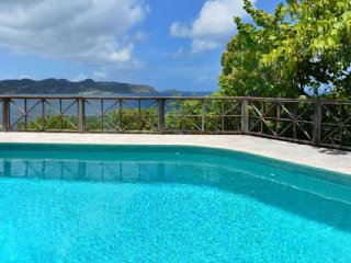 Villa Adage # Ocean Front | Located in  Exquisite Pointe Milou with Private Pool