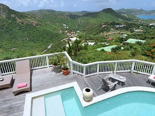 Villa Vagabond  :: Ocean View * Located in  Magnificent Salines with Private Poo