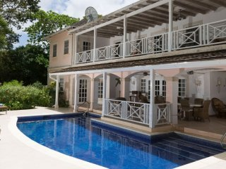 Villa Sandalwood House  (Located On The Prestigious Sandy Lane Estate In St