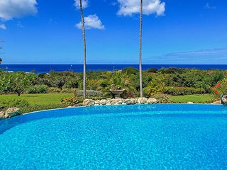 Villa Point Of View  ^ Ocean View - Located in  Fabulous Sandy Lane with Private