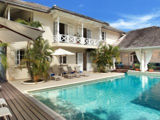 Villa Ca'Limbo - Near Ocean # Located in  Fabulous Saint James with Private Pool