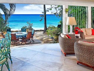 Villa Seascape  (A Beautiful Beachfront Villa With A Wonderful View And Plenty T