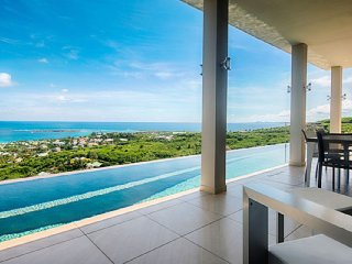 Villa Sunrise  # Ocean View | Located in  Fabulous Orient Bay with Private Pool