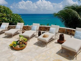 Villa Le Caprice 4 Bedroom (This Unique French West Indian Villa On Baie Rouge B