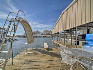 NEW! 2BR Waterfront Home on Monkey Island w/ Dock!
