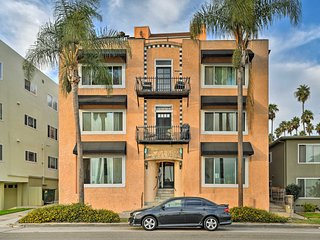 NEW! 1BR Long Beach Apt. - Steps From the Beach!