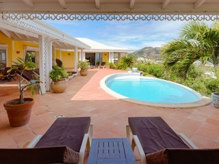 Villa Coccinelle 3 Bedroom (There Are 3 Master Bedrooms, Each With An En-suite B