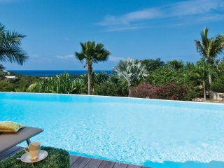 Villa Callisto 2 Bedroom | Ocean View :: Located in  Magnificent Terres Basses w