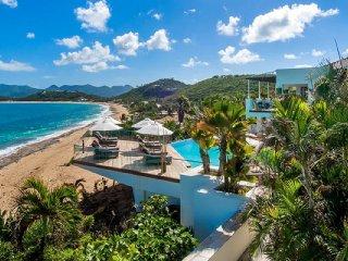 Villa L'Oasis  Beach Front, Private Pool