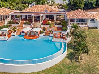 Villa Mariposa 3 Bedroom (An Elegant Caribbean Style Villa With A Romantic Tropi