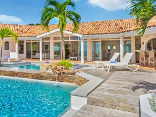 Villa Belle Fontaine 4 Bedroom (Set In Expansive Epi Wood, The New Double Pool D
