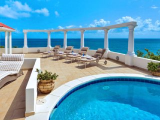 Villa Terrasse De Mer  - Beach View :: Located in  Wonderful Terres Basses with