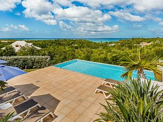 Villa Grand Bleu | Ocean View - Located in  Exquisite Terres Basses with Private