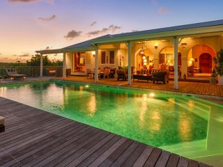 Villa Le Mas Caraibes 2 Bedroom GREAT REVIEWS Fully Serviced Book Now and Save