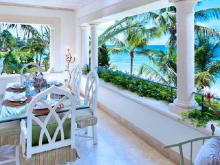 Schooner Bay 201 - Flamboyant  * Beach Front # Located in  Beautiful St. Peter w