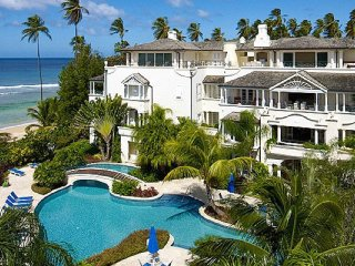 Schooner Bay 206 - The Palms  :: Beach Front :: Located in  Exquisite St. Peter