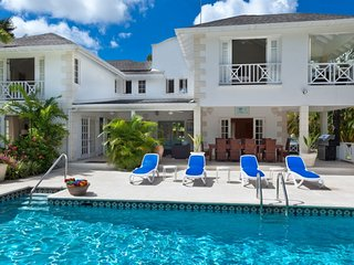Villa Rose Of Sharon  # Near Ocean | Located in  Fabulous Sandy Lane with Privat