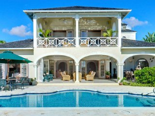 Villa Oceana  # Ocean View :: Located in  Magnificent Sugar Hill with Private Po