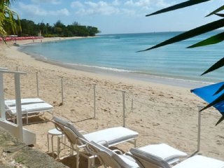 Landmark House & Cottage  | Beach Front # Located in  Tropical Saint James