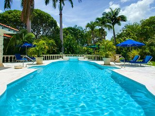 Villa Horizons # Near Ocean # Located in  Wonderful Sandy Lane with Private Pool
