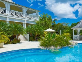 Villa Calliaqua  :: Ocean View | Located in  Wonderful Saint James with Private