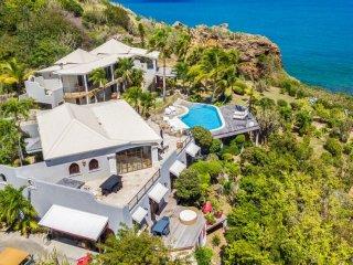 Villa Le Mas Des Sables 3 Bedroom (At The End Of A Beautiful Private Caribbean B