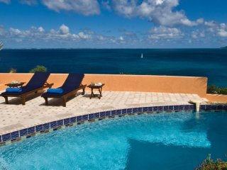 Villa Mongoose Run  # Ocean View ^ Located in  Beautiful Baie Rouge with Private