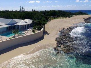 Villa Ecume Des Jours 4 Bedroom (Superb Beachfront Location At The End Of