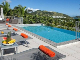 Villa La Sarabande  * Ocean View ^ Located in  Fabulous Orient Bay with Private