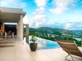 Villa Sunrise  # Ocean View :: Located in  Exquisite Orient Bay with Private Poo