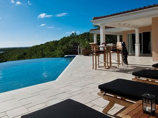 Villa Sea Vous Play 4 Bedroom (St. Martin Villa Sea Vous Play Is Nestled On A Hi