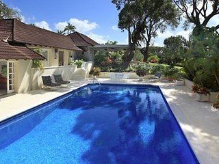 Villa Solandra  * Ocean View * Located in  Magnificent Sandy Lane with Private P