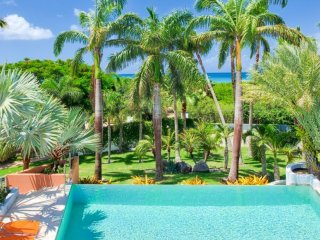 Villa Blue Palm 5 Bedroom (Villa Blue Palm Is Located In The Heart Of The Privat