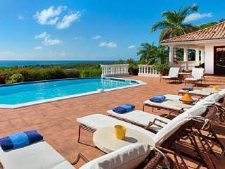 Villa Mer Soleil 5 Bedroom (This Gorgeous Villa Is Very Sophisticated And