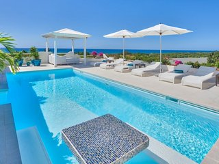 Villa La Magnolia  * Ocean View | Located in  Magnificent Terres Basses with Pri