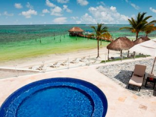 Azul Villa Carola (Set On An Idyllic White Sand Beach, Villa-Twenty-Five Is A