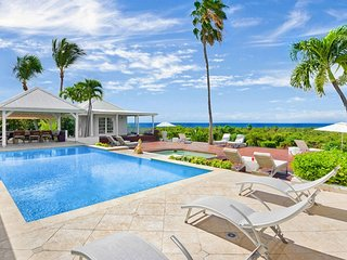 Villa Claire De Lune  Ocean View, Private Pool