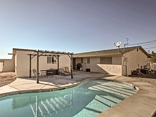 NEW! Modern 3BR Lake Havasu City House w/ Pool!