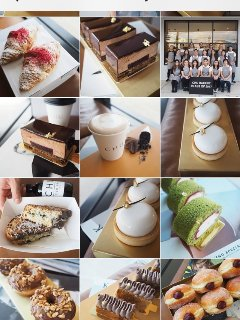 Amazing Chu Bakery across the road from Hyde Park.  498 William street Highgate  1 min Drive, 8 min