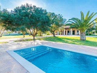SON MORRO :) Villa relajada en Santa Margalida para 6 personas. AC y WiFi gratis