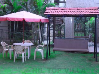 Mountain view villa 2bhk (A C )