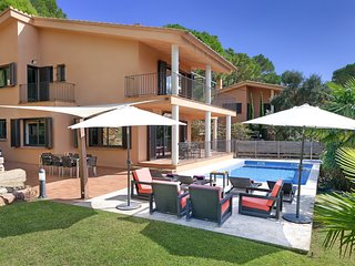 4 bedroom Villa in Tamariu, Catalonia, Spain : ref 5490673