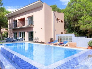 3 bedroom Villa in Tamariu, Catalonia, Spain : ref 5490672