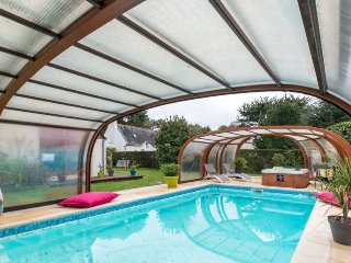 4 bedroom Villa in Carnac, Brittany, France : ref 5490648