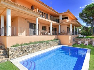 5 bedroom Villa in Tamariu, Catalonia, Spain : ref 5490194