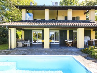 5 bedroom Villa in Ranco, Lombardy, Italy : ref 5490103