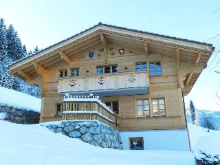 3 bedroom Apartment in Unter-Gstaad, Bern, Switzerland : ref 5489982