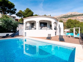 4 bedroom Villa in Altea la Vella, Valencia, Spain : ref 5489875